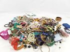 Huge 8.5 Kg Job Lot Costume Jewellery Necklaces Bracelets Earrings Rings Mixed