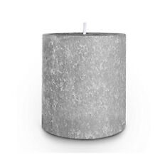 Root Unscented Timberline 3-Inch Pillar Candle, Platinum (333PLT)