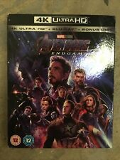 Avengers: Endgame (4K Ultra HD + Blu-Ray + Bonus Disc)