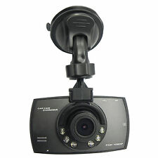 "1080P Full HD 2.7"" LCD In-Car Dash Camera Video DVR Cam Recorder Night Vision UK"
