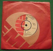 "Kate Bush Wuthering Heights / Kite EMI 2719 7"" Single"
