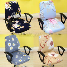 Elastic Home Office Computer Chair Seat Cover Slipcover Protective Stretch