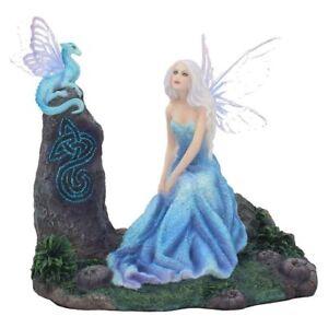Luminescent -  Fairy & Dragon Figurine By Rachel Anderson / Nemesis Now / Fairys