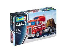 REVELL Kenworth Aerodyne Truck 1/32 Plastic Model Kit R07671