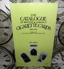 *The Catalogue of British & Foreign Cigarette Cards,1881-1991, PB, 1991 Edition