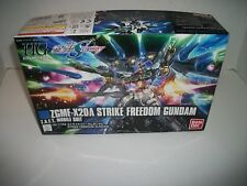 ZGMF-X20A Strike Freedom Gundam ZAFT Mobile Suit 1:144 Scale Model Kit