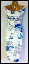 "GORGEOUS PHASE EIGHT SIZE 16 ""CINDY CRUSH"" SUMMER DRESS RRP £140 NEW WITH TAGS"