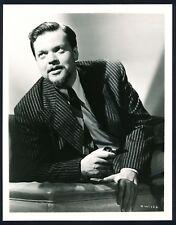"1938 Orson Welles, ""War of the Worlds"" Impressive Vintage Studio Photo"