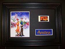 ANASTASIA Framed Movie Film Cell Memorabilia Compliments poster dvd book