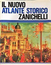 IL NUOVO ATLANTE STORICO ZANICHELLI - 1987