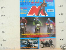 MO9143-OFF ROAD TEST PART 2 XR250R,KDX250,DR350S,MZ 500R,NAGTZAAM,HANS DE BOOIJ,