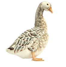 Hansa 6329 Greylag Goose / Goose 16 1/2in - Stuffed Toy Gift Handicraft