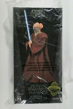 """Sideshow Collectibles Star Wars Plo Koon Exclusive 12"""" 1/6 Scale 2007"""