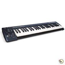 M-Audio Keystation 49 49-Key USB MIDI Keyboard Controller w/ Ableton Live Lite