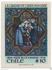 Chile 1980 #978 Hijas de la Caridad MNH