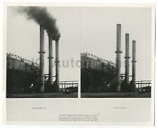 American Pollution - Air Pollution - Vintage 8x10 Photograph - Fontana, CA