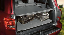 NEW OEM TOYOTA SEQUOIA ASH (GRAY) COLOR CARGO COVER 2008-2016