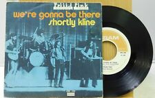 Frijid Pink 45 ps We're Gonna Be There bw Shorty Kline - Deram M- UK