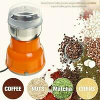 Electric Coffee Milling Grinder Grinding Beans Spices Nuts Machine