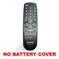 OEM Sanyo TV  Remote Control for 076E0RU01A (No Cover)