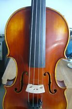 4/4 violin Nice sound, Amati model 1566 old antique style , full hand made