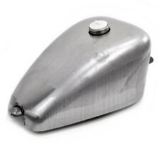 Raw 3.1 Gallon Frisco Mounted Peanut King Gas Tank Chopper Harley Rigid Shovel