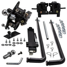 WEIGHT DISTRIBUTION HITCH SYSTEM 800LB (365KG) FOR CARAVAN RV A-Frame Tow Bar