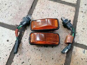 STANLEY Euro side marker blinkers Honda CRX ED9 EE8 EF8 CIVIC EF9 EE9 @rare@