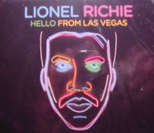 Lionel Richie -Hello From Las Vegas CD - Brand New sealed cd