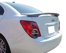 CHEVROLET SONIC 2-POST FACTORY STYLE SPOILER 2012-2018