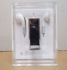 Apple iPod Shuffle 3rd Generation Limited Edition Stainless Steel (4 GB) - NIB