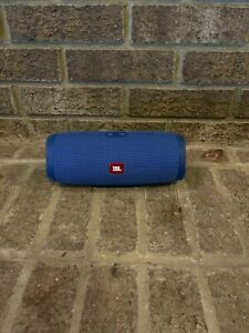 JBL Charge 3 Blue Portable Bluetooth Speaker (Parts Only)