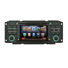 US Autoradio DVD GPS Satnav Stereo For Chrysler 300c Jeep Grand Cherokee Dodge
