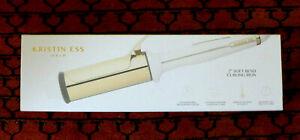 """New- Kristin Ess 2"""" Soft Bend Curling Iron Titanium Barrell KES0193"""