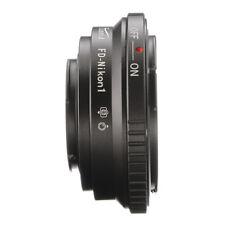 Canon FD Lens to Nikon 1 Mount Mirrorless Interchangeable Cameras Adapter Ring