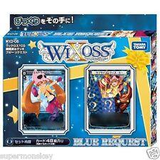 TAKARA TOMY WIXOSS WXD-06 DECK BLUE REQUEST 48 TCG CARDS WX81669