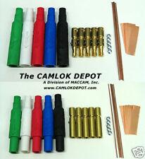 Camlok #8 - #4 MALE & FEMALE In Line Three Phase Kit