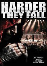 Harder They Fall (DVD, 2009)