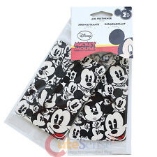 Disney Mickey Mouse 2pc Car Auto Hanging Air Freshener Expressions Face All Over