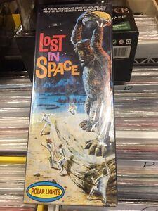1990's Polar Lights Monster from Lost In Space Plastic Model Kit