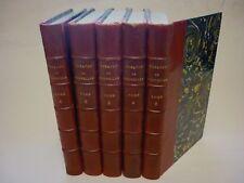 P. CORNEILLE - THÉATRE - publié en 5 volumes [V. FOURNEL] FLAMMARION