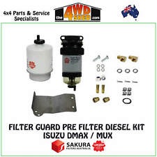 SAKURA Diesel Pre Filter Kit fit Isuzu DMAX MUX 2012 - Onwards