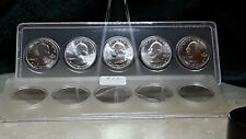 2019 W COMPLETE Set Uncirculated Coins! Rare and Hard to Assemble!!  519WS312