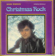 MARK ROBSON 45 TOURS FRANCE CHRISTMAS ROCK