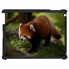 Red Panda Or Firefox At Morning Tablet Case Cover For Apple Google Samsung