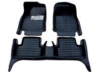 Honda CRV 2007-2017 front rear car Floor Mats custom 3D Carpets Waterproof pads