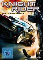 KNIGHT RIDER-DIE NEUE SERIE - 4 DVD NEU JUSTIN BRUENING,DEANNA RUSSO,B. DAVISON