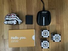 Anki Cozmo Red And White Robot, Charger, Blocks, And Manuals, tested WORKING