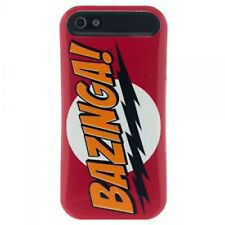 Big Bang Theory Bazinga IPhone 5 Cell Phone Case Anime MINT