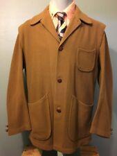 Vtg 40s 50s Wool Hollywood Jacket Mens M-L Leisure Sport Coat Rockabilly Blazer